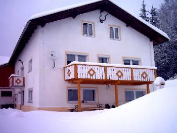 ferienhaus am arber in achatz kaikenried teisnach winter winterurlaub