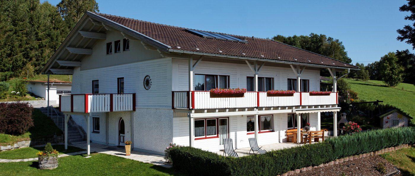 Selbstversorgerhaus Panorama